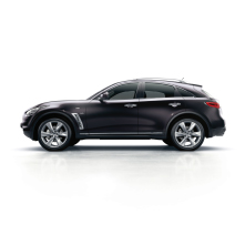 Infiniti QX70 Small Side View