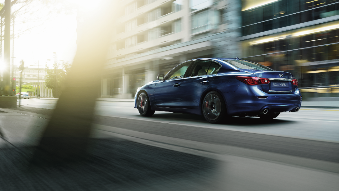 Top 5 Features of the Infiniti Q50