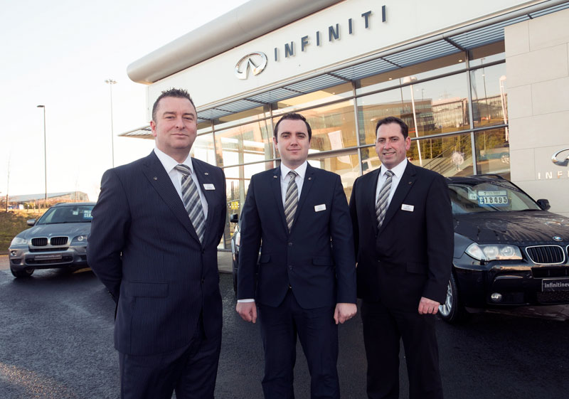 Infiniti Newcastle Team
