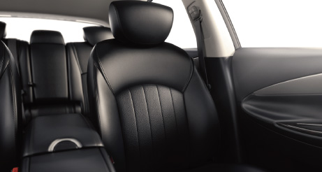 QX50 Interior Leather Seats
