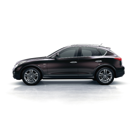 QX50 Small Side View