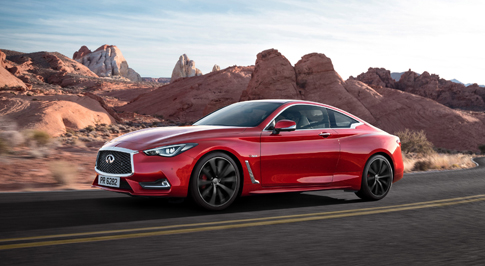Two new Infiniti models European debut at Geneva Motor Show