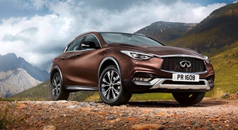 Brand New QX30 Model Unveiled