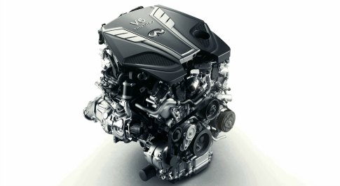 Infiniti V6 Named One of 10 Best Engines for 2017