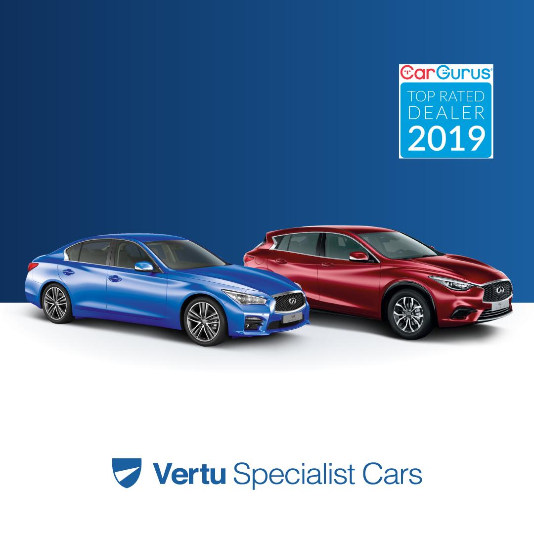 Vertu Specialist Cars Dealership