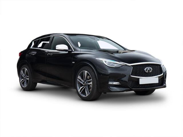 Infiniti Q30 1.6T Luxe 5Dr Dct [glass Pack] Petrol Hatchback