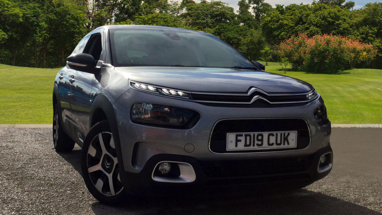 Citroen C4 Cactus 1.5 BlueHDi 120 Flair EAT6 5dr Diesel Hatchback