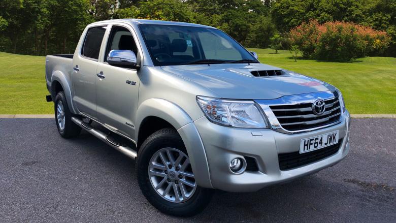 Used Toyota Hilux Diesel Invincible D/Cab Pick Up 3 0 D-4D