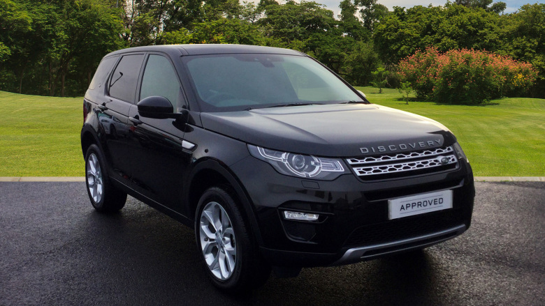 Land Rover Discovery Sport 2.0 TD4 180 HSE 5dr Diesel Station Wagon