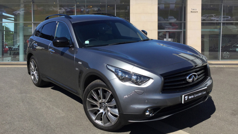 Infiniti Qx70 3.0d Ultimate 5dr Auto Diesel Estate