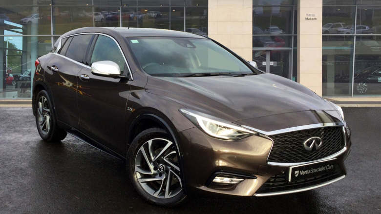 Used Infiniti Q30 2 2d Premium Tech 5dr DCT [IN-Touch Nav