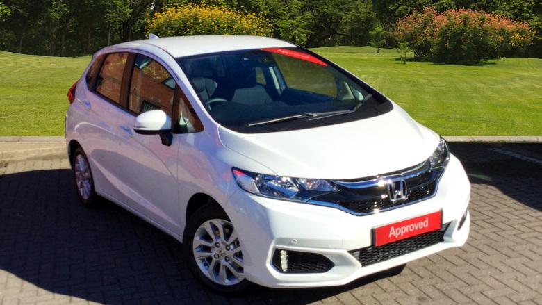 Used Honda Jazz 13 I Vtec Se 5dr Petrol Hatchback For Sale Vertu