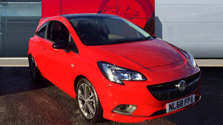 Vauxhall Corsa 1.4T [150] Red Edition 3dr Petrol Hatchback