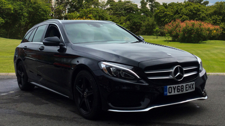 Mercedes-Benz C-Class C220d Nightfall Edition 5dr Auto Diesel Estate