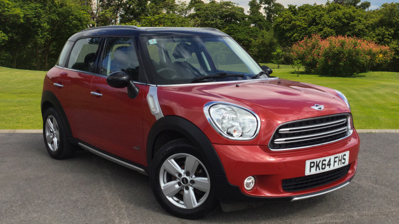 Mini Countryman 2.0 Cooper D ALL4 5dr Auto Diesel Hatchback