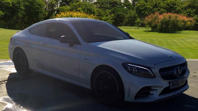 Used Mercedes-AMG C-Class C43 4Matic Premium Plus 2dr 9G