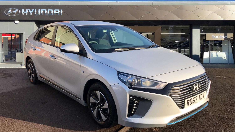 Hyundai Ioniq 1 6 Gdi Hybrid Se 5dr Dct Hatchback