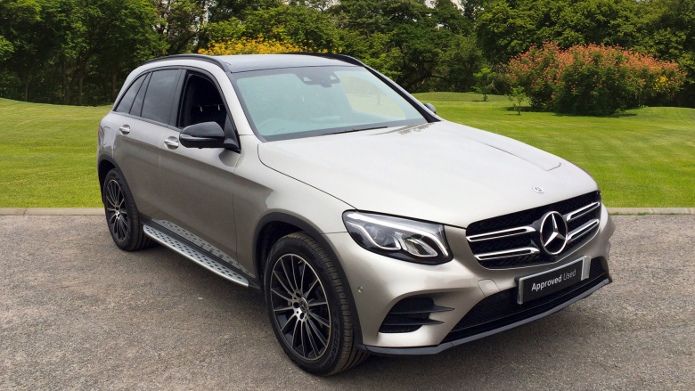 Mercedes-Benz GLC 250d 4Matic AMG Line Prem Plus 5dr 9G-Tronic Diesel Estate