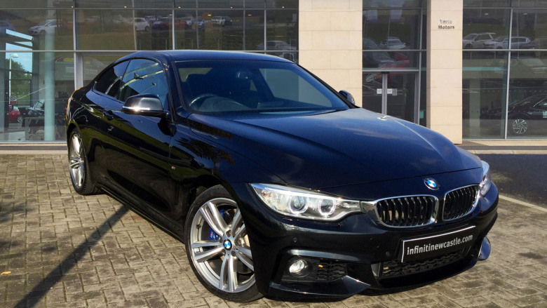 Used BMW 4 Series 435d xDrive M Sport 2dr Auto Diesel Coupe for Sale