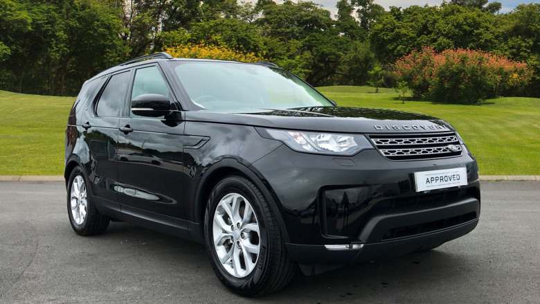 Land Rover Discovery 2.0 SD4 S 5dr Auto Diesel Station Wagon