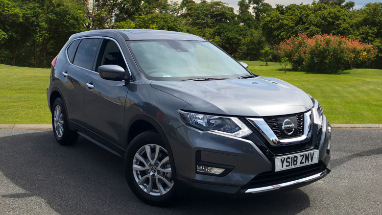Nissan X-Trail 1.6 dCi Acenta [Smart Vision Pack] 5dr Diesel Station Wagon