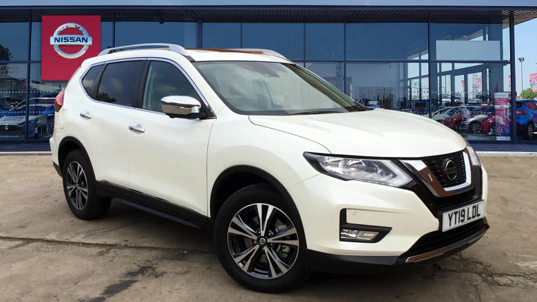Nissan X-Trail 1.7 dCi N-Connecta 5dr Diesel Station Wagon