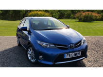 Toyota Auris 1.6 V-Matic Icon 5Dr Multidrive S Petrol Hatchback